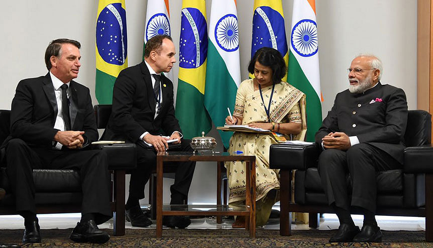 A new page for India-Brazil ties
