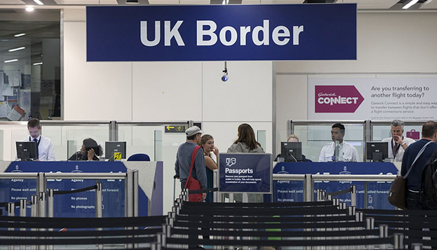 UK gets down to the business of visas