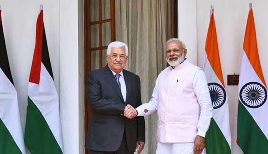 The Israel-Palestine tightrope