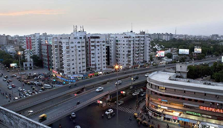 Tier two cities in India are revving up