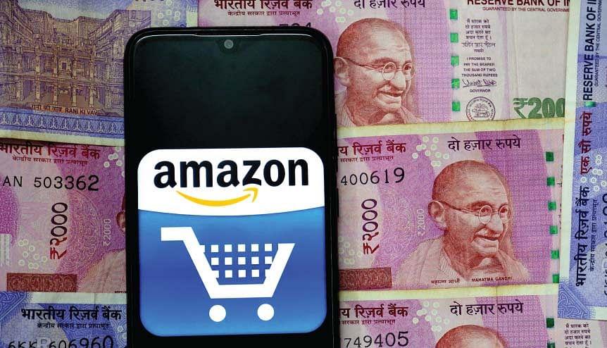 Amazon eyes stake in Future Retail