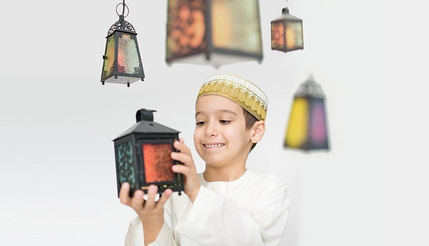 Eid in lockdown: A little less light, but lots of spirituality