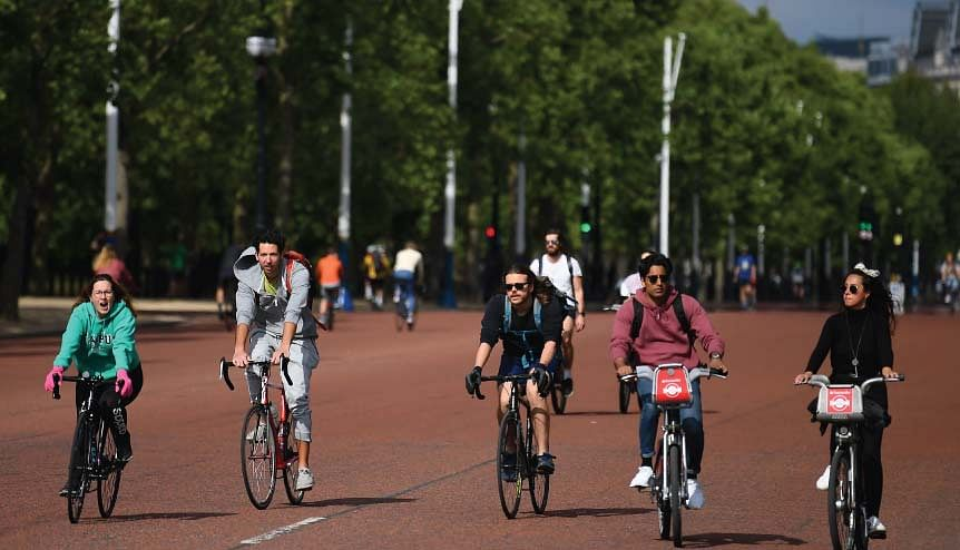 India-UK e-bike tie-up a medicine in times of crisis