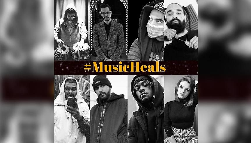 #MusicHeals: A singers path to new discovery