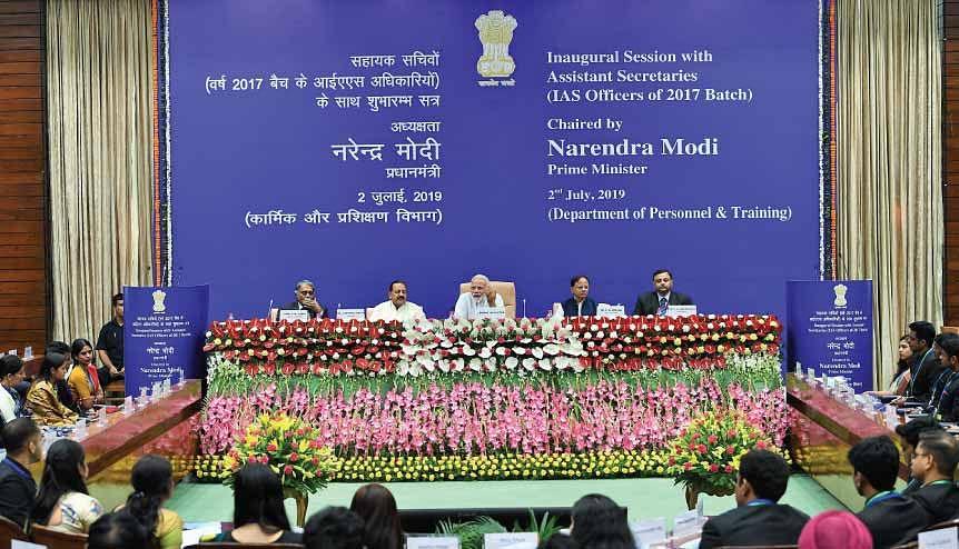 Should Modi hire assorted weirdos to reform India's civil service