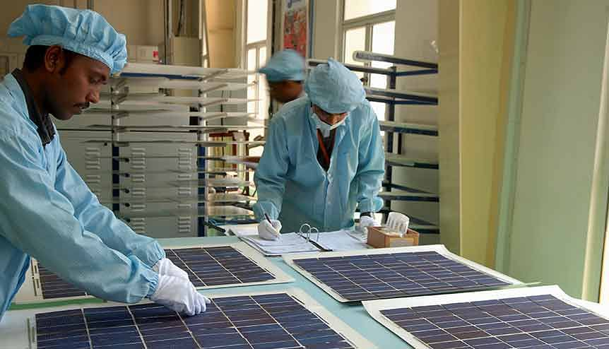 Indias solar goals are the most ambitious in the world