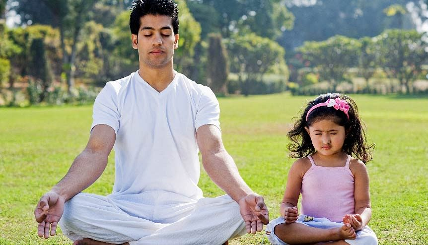 Yoga, a powerful tool to improve mental health: Research
