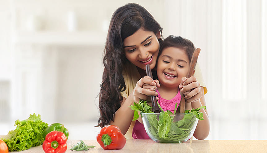 Healthy eating habits must kick in from childhood