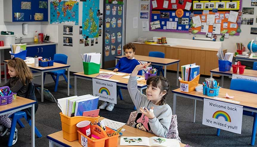 Ability grouping in classes can hit childrens self-confidence