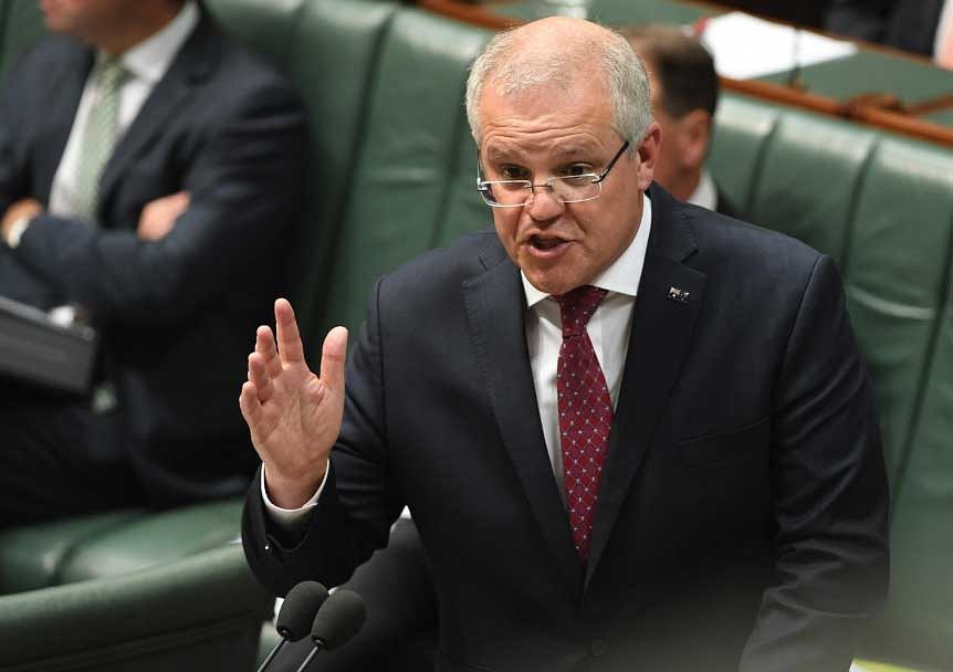 China has suspending barley and beef imports from Australia after Canberra called for a probe into the origins of the Covid-19 virus.