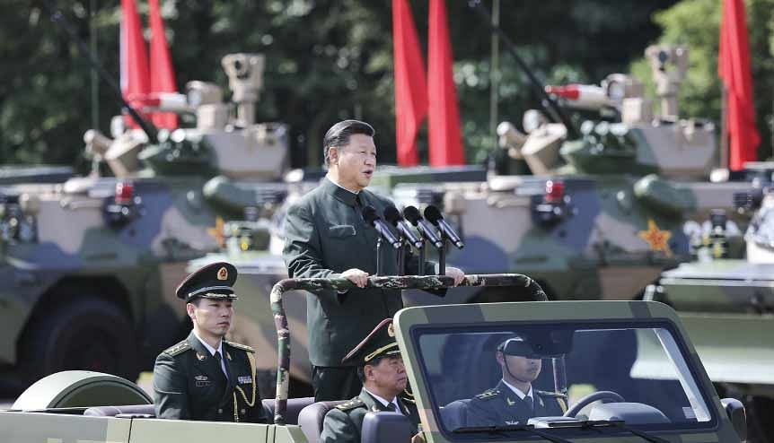 Absolute power is making Xi Jinping an arrogant and irresponsible global bully