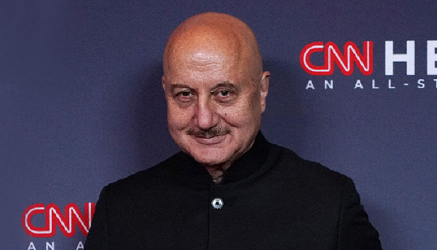 Anupam Kher has a solution for restlessness