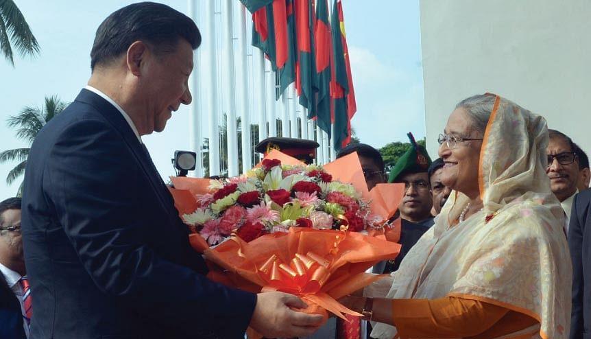 Chinas imperialist eye turns to Bangladesh