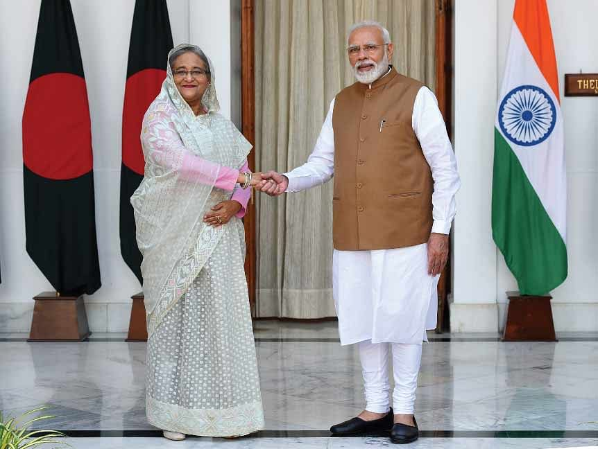 India's friendship with Bangladesh based on respect and fairness is in stark contrast to China's scheming ways.