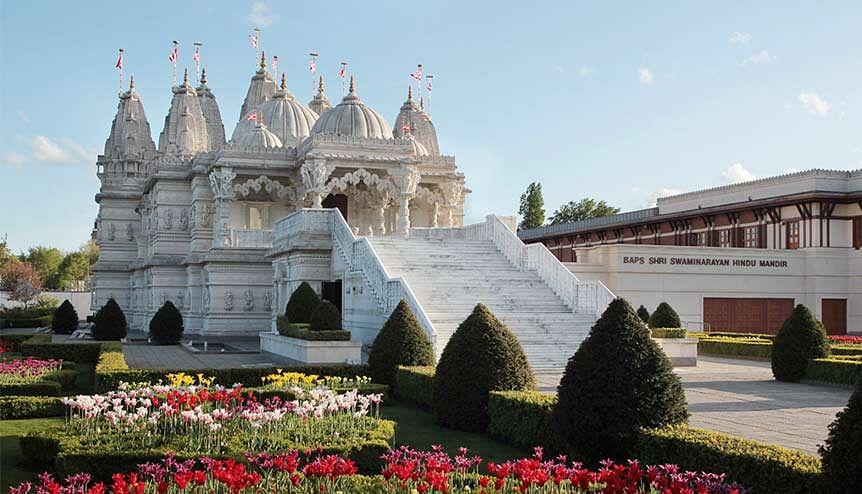 FaithTech Series: Londons Neasden Temple transforms prayer