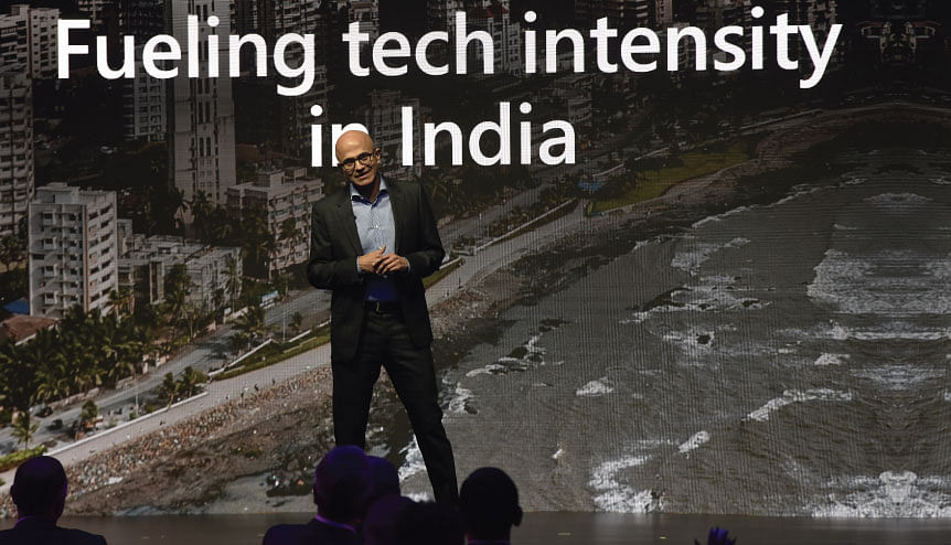 India gears up to become the next silicon valley of the world