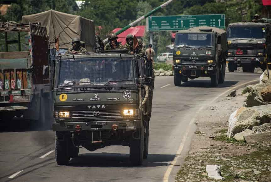 "India prefers diplomacy over violence. Sadly, as many as 20 Indian soldiers were killed in a ""violent face-off"" with Chinese troops on June 19, 2020 in Gagangir, India in the Galwan Valley along the Himalayas."