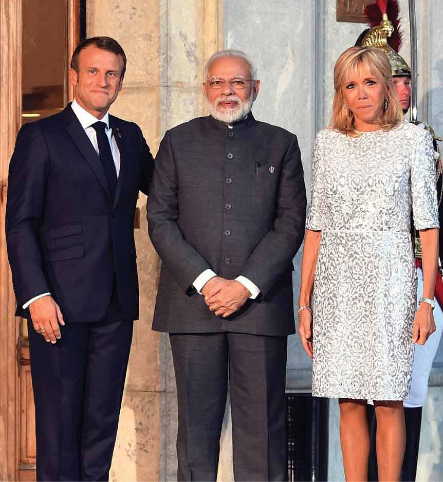 Bilateral relations between the two countries have been growing over the years, with Macron and Modi sharing a good rapport.  Could you tell us a bit about some of the French companies that are keen to explore the Indian market