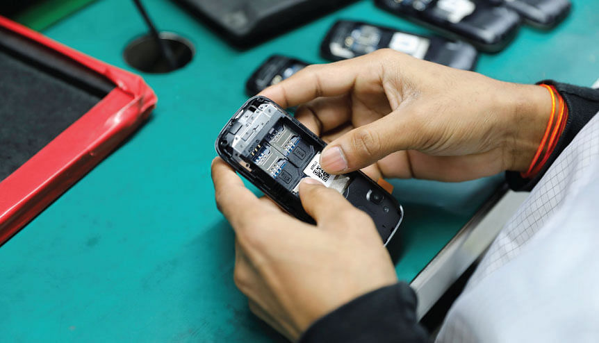 Samsung's shift from China to Noida a boost for Make in India