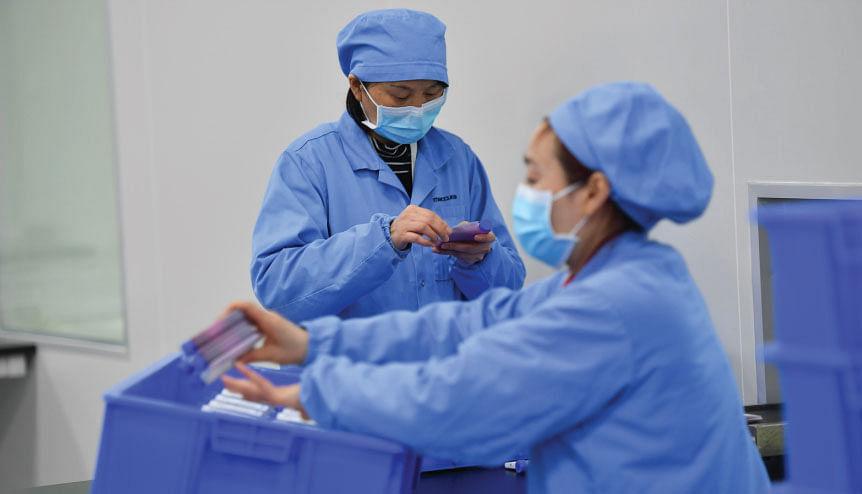 The coronavirus and China's brazen profiteering from the epidemic has tarnished its reputation globally as an economic partner.