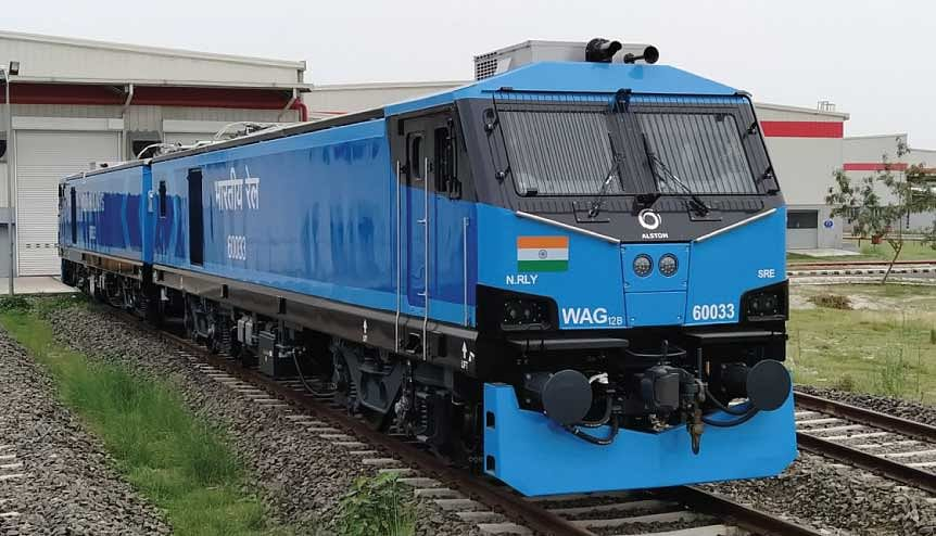 Make in India moves a step closer to greener railways