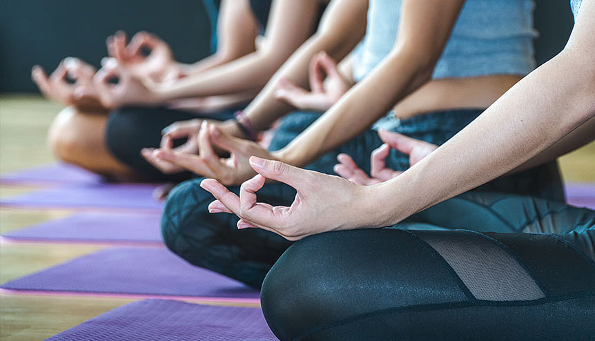 Meditational Yoga: A simple and effective resource