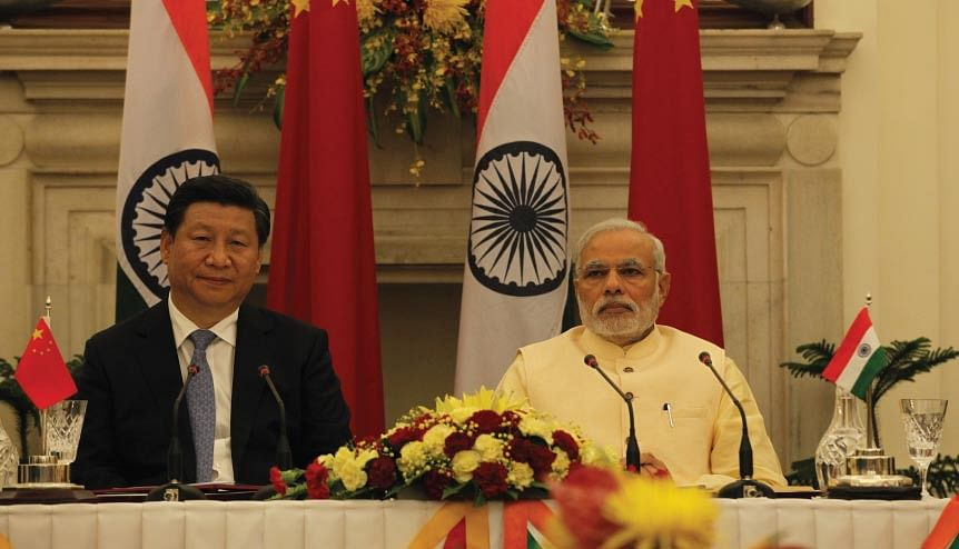 Modi's India refuses to blink in the face of Chinese aggression
