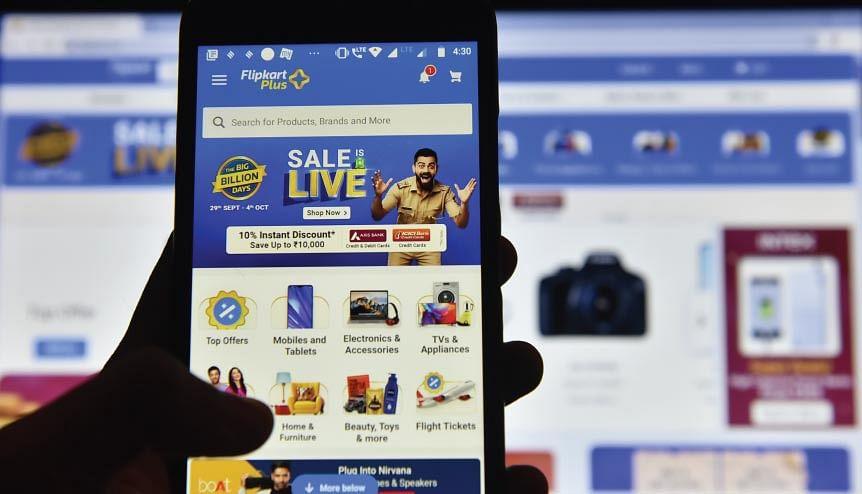 The coronavirus pandemic has ushered in the adoption of online shopping in India.