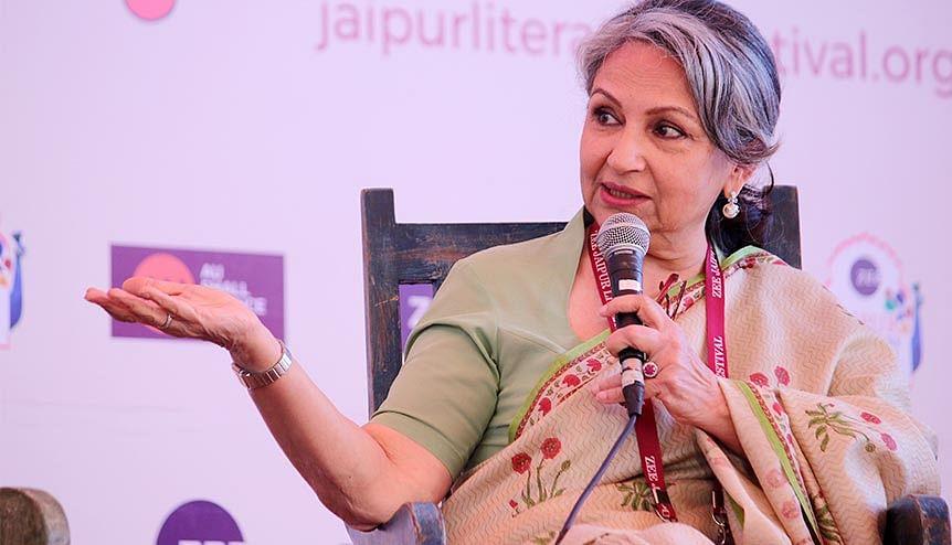 Sharmila Tagore narrates a masterclass in film