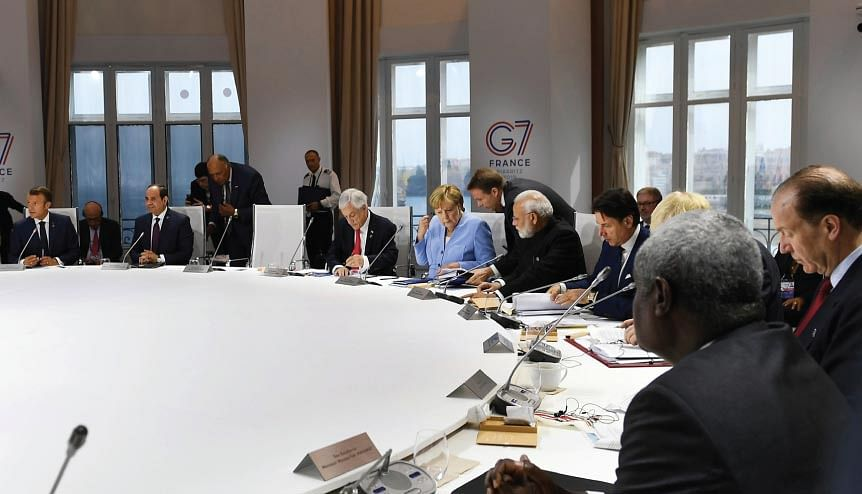 With G7 membership India can lead a new world order into the future