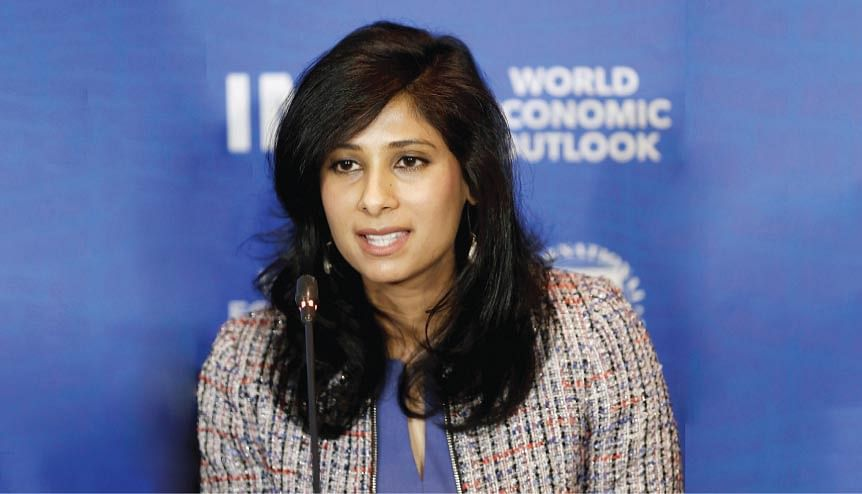 Gita Gopinath, IMF chief economist, views the current recession as the worst since the Great Depression in the 1930s.