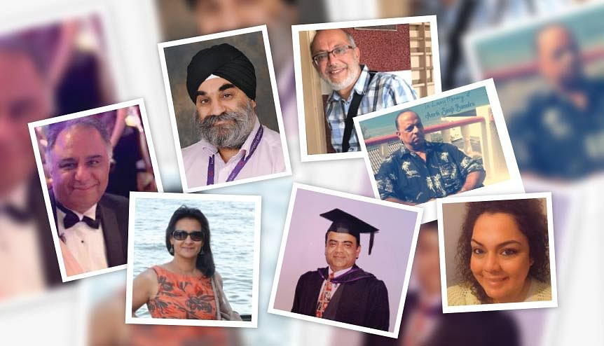 iGlobal Tribute Series 1: The NHS Frontline Warriors from India