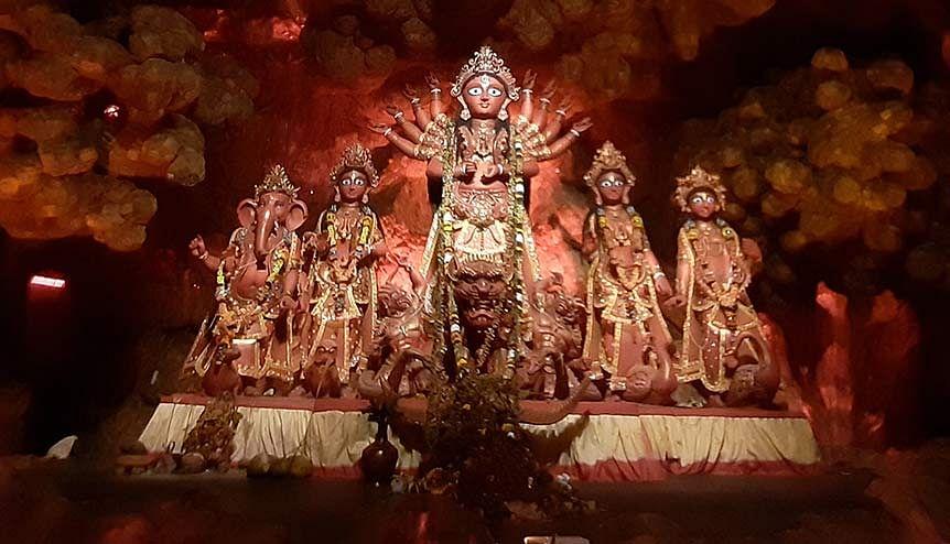 FaithTech Series: London evaluates Durga Puja in lockdown