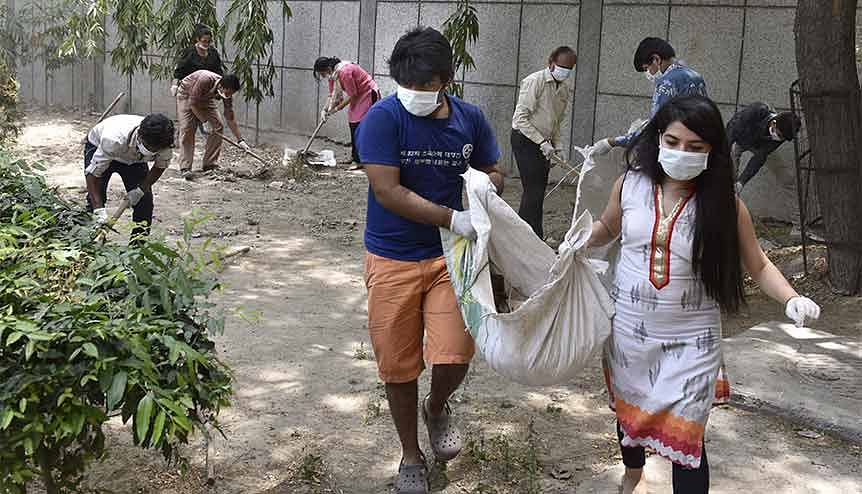 Businesses across India are contributing in various ways with relief efforts and helping local communities as part of their CSR activities during the pandemic.