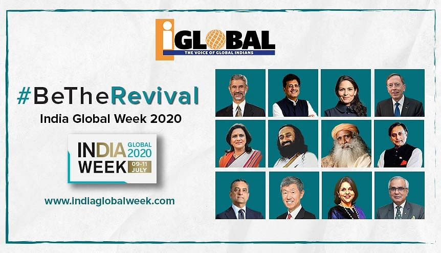 #BeTheRevival with global diaspora response to Covid-19