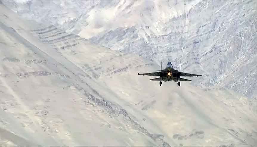 India is buying 21 MiG-29 fighter jets from Russia and 12 Su-30 MKI from HUL.