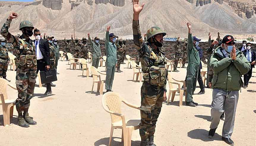 India draws up an exhaustive defence shopping list