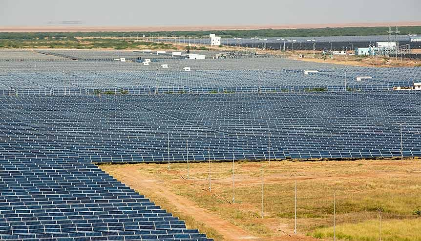The Gujarat Solar Park in India is Asia′s largest solar power station. India remains the largest market for corporate energy contracts in Asia.