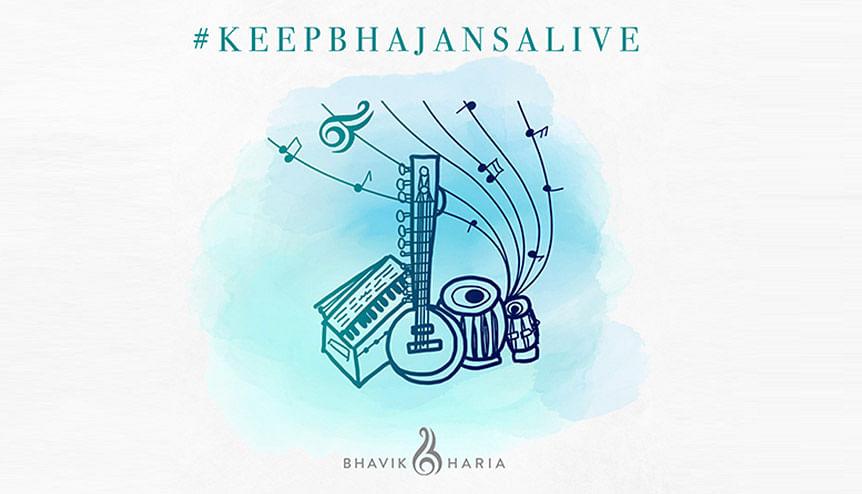 #KeepBhajansAlive: Bhavik Harias gamechanger campaign