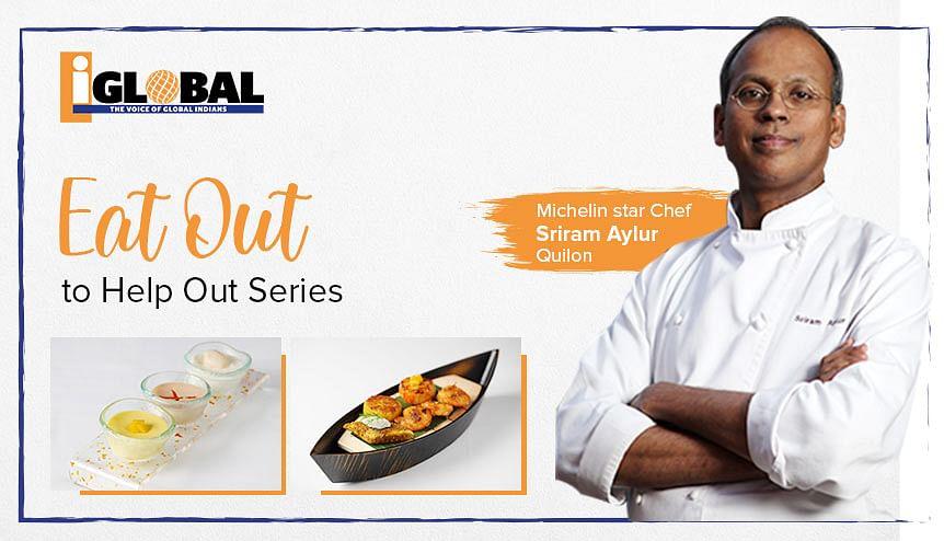 Michelin star Chef Sriram serves up the new normal