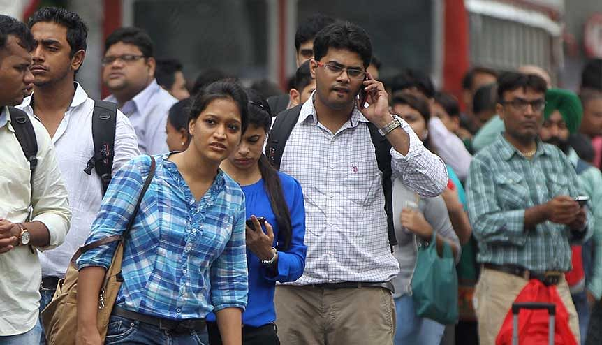 India sees about 10-12 million youth enter the country's workforce every year.