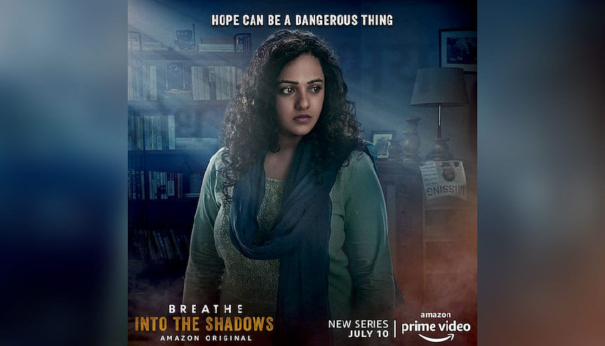 Nithya Menen pairs up with Abhishek Bachchan for Breathe: Into The Shadows