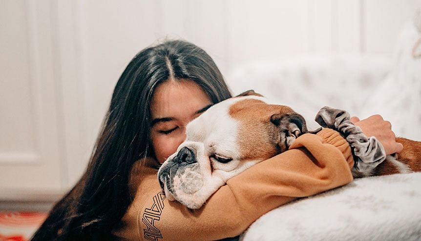 Pet dogs can aid socio-emotional development in kids