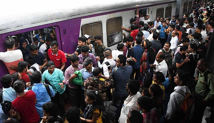 A recent railway audit report shows that passengers pay only 53 per cent of what it costs to transport them from one place to another.