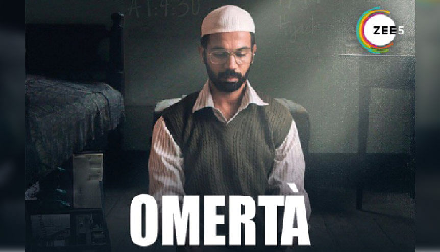 Rajkummar Rao to portray real-life terrorist in Omerta