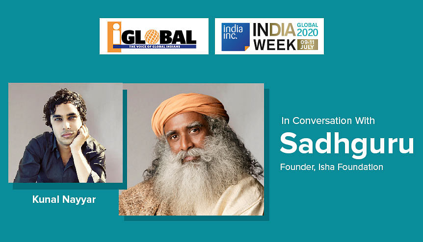 Sadhgurus #BeTheRevival message: With clarity there is no anxiety