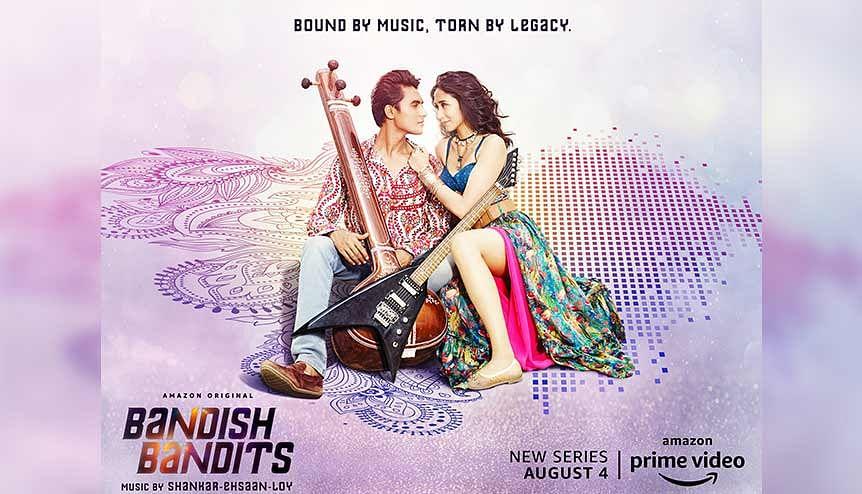 Shankar-Ehsaan-Loy make digital debut with Bandish Bandits