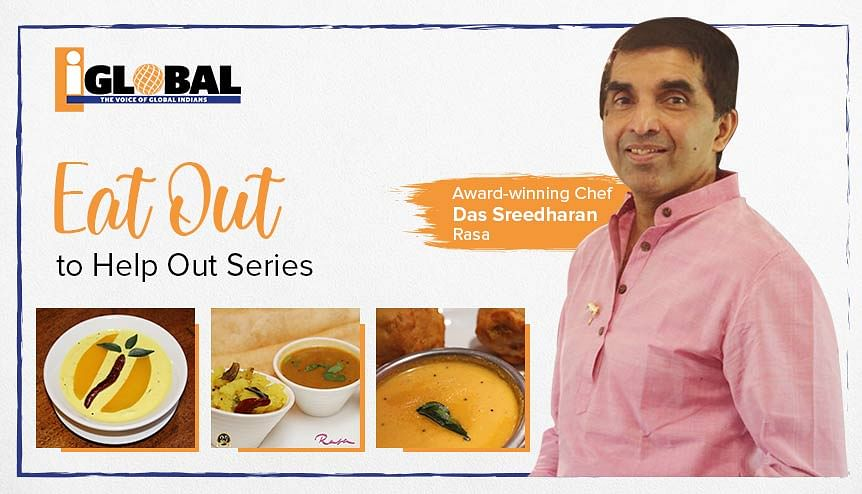 The healing touch of Indian cuisine with Chef Das Sreedharan