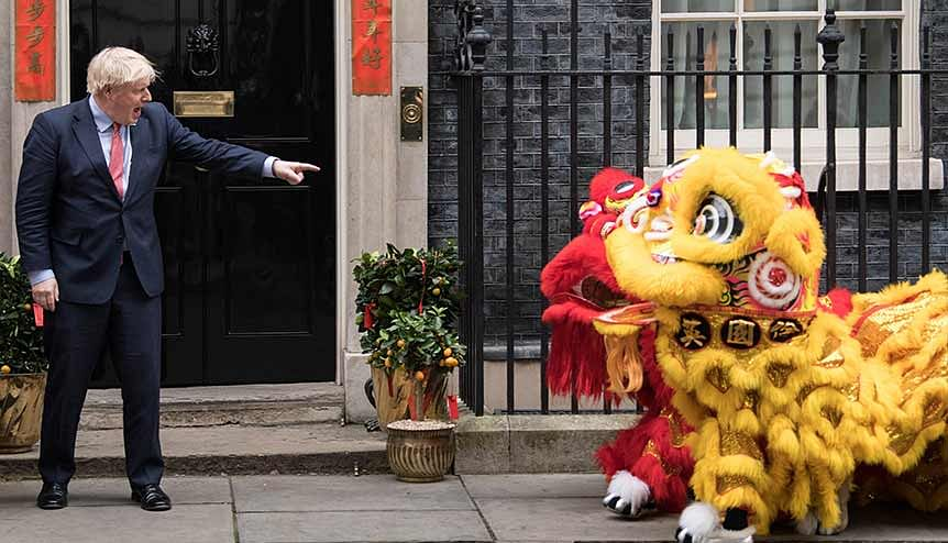 UK calls time on Chinas bullying behaviour with India