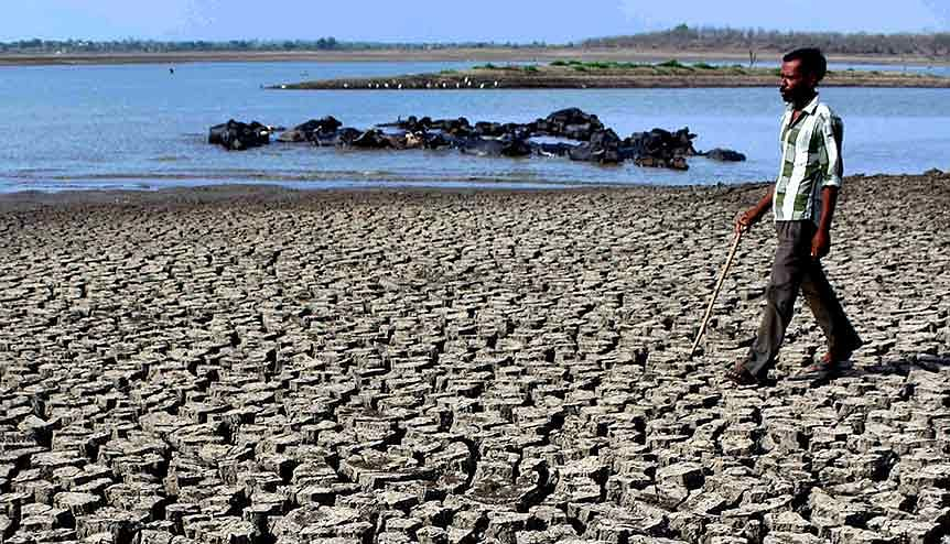 Parts of Maharashtra like Jarawadi have been prone to drought. Environmental sustainability and drought management measures have been activated to protect the well-being of the farmers.
